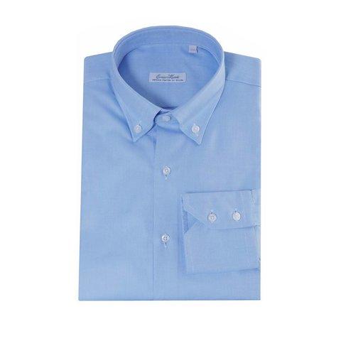 Monti blaues Hemd Maggiore