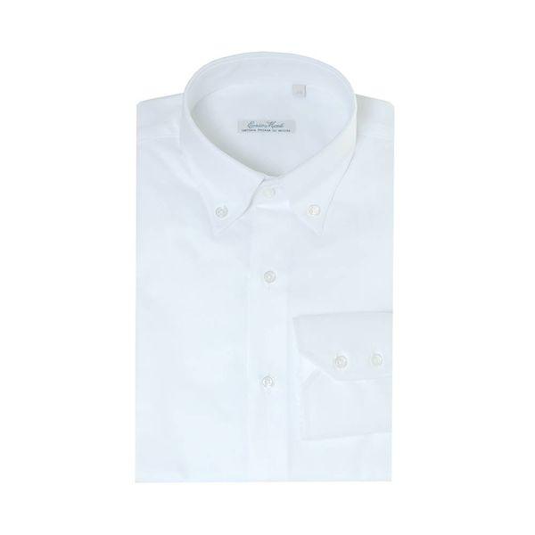 Enrico Monti  Monti white shirt Camolongo 01