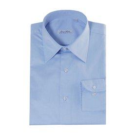 Enrico Monti  Monti blauw overhemd Como