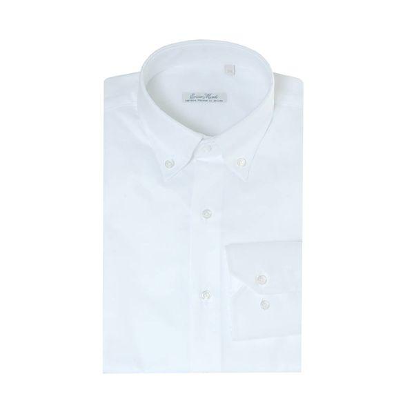 Enrico Monti  Monti white shirt Bolzano