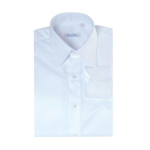 Enrico Monti  Monti white shirt Aosta 01