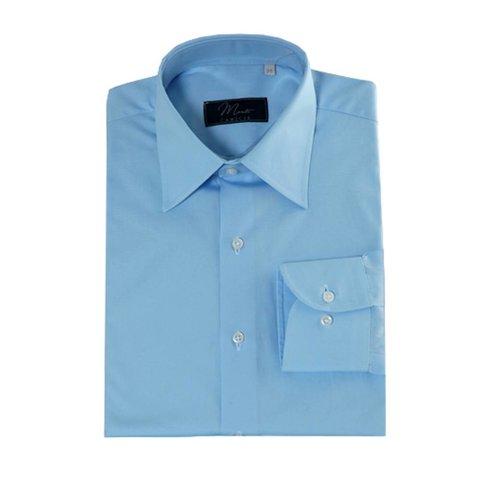 Monti blauw overhemd Venezia
