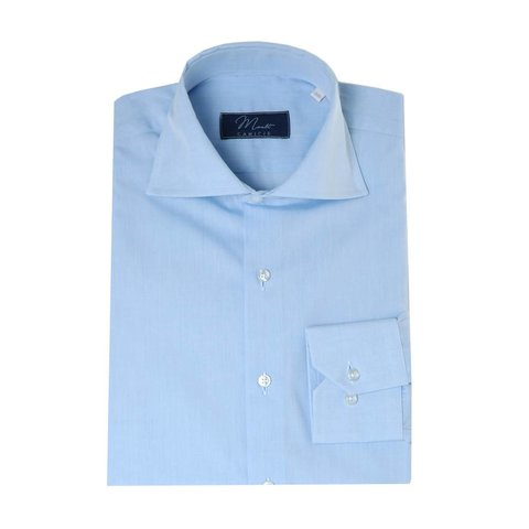 Monti blaues Hemd San Remo
