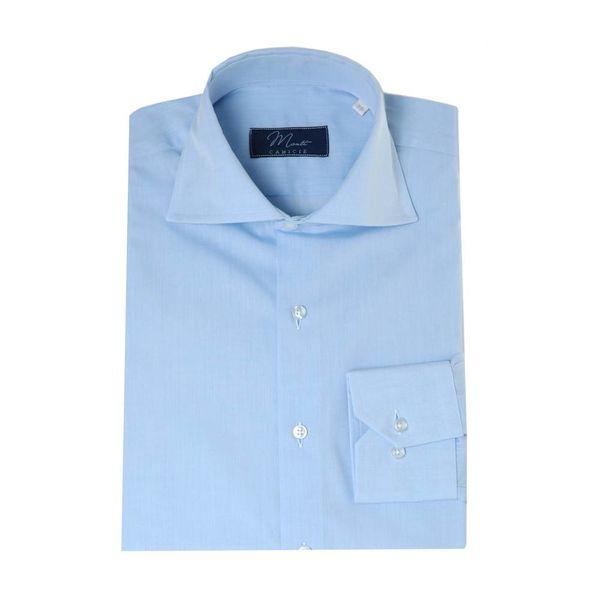 Enrico Monti  Monti blue shirt San Remo