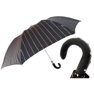 Pasotti Men's·umbrella·Pasotti·foldable·brown·217