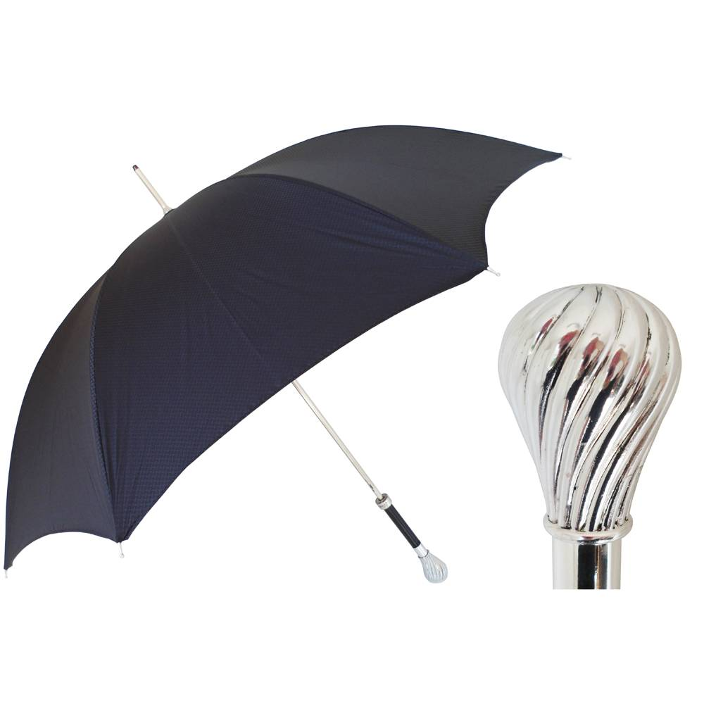 Heren·paraplu·Pasotti·bruin·215