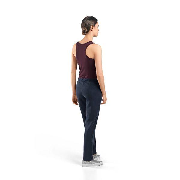 Hanro  Women's·trousers·Hanro·Clothing·plain·blue·78373