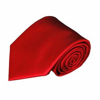 Giancarlo Butti Rote uni Krawatte Filo 132