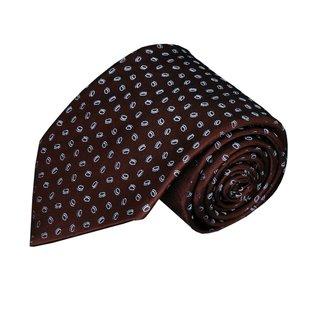 Paolo Albizzati Braune Krawatte PA12
