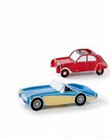 Studio Roof Cool Cars Rood en Blauw