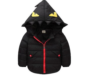 Down Jacket Monster (Black)