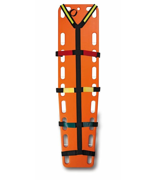 PAX Spine board harnas systeem