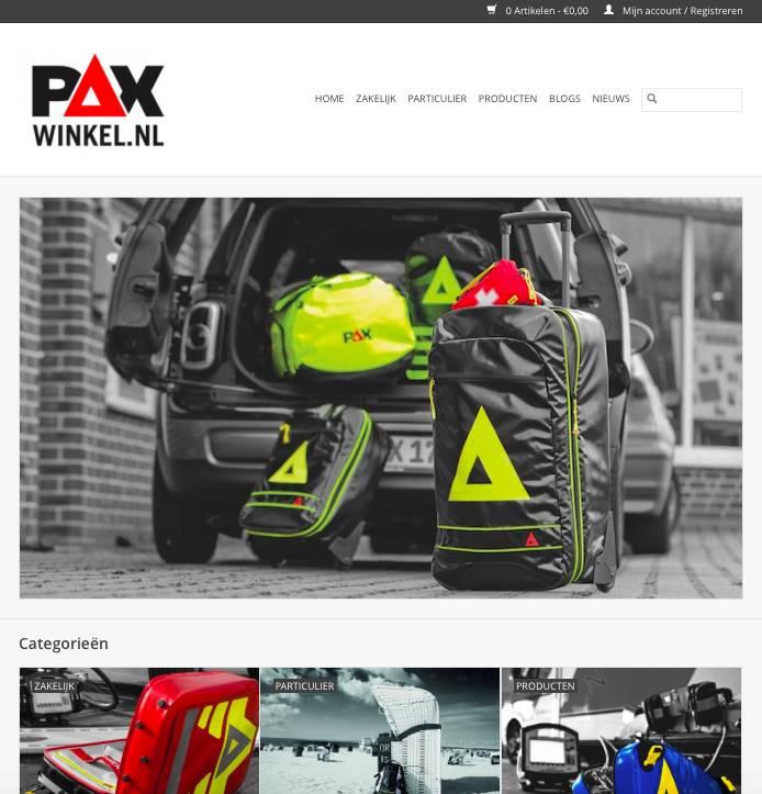 Paxwinkel.nl heeft u nog meer te bieden