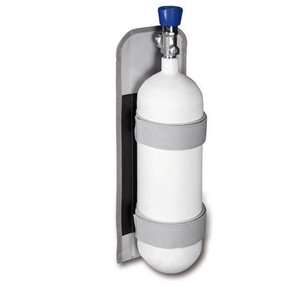 Zuurstoffleshouder