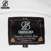 Shakaloha Chuck Ziphood Beige Herrenstrickjacke