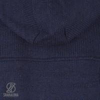 Shakaloha Navigator Navy Navy Wool Lined Vest