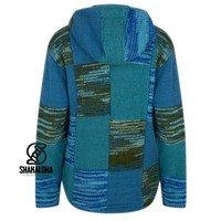 Shakaloha Patchwork Aqua Ladies