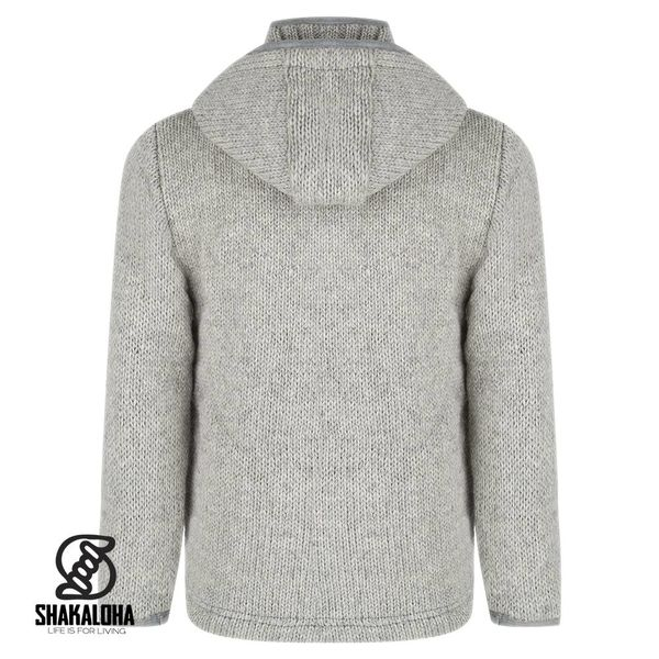 Shakaloha Flow Ziphood Grey