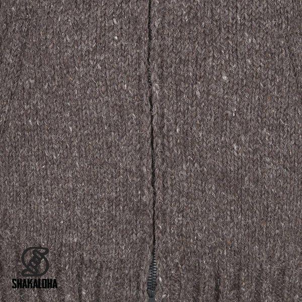 Shakaloha Vertical Collar Choco