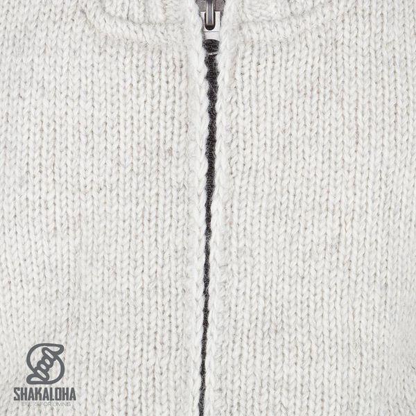 Shakaloha Vertical Collar Beige