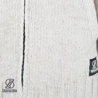 Shakaloha Vertical Collar Beige Woo