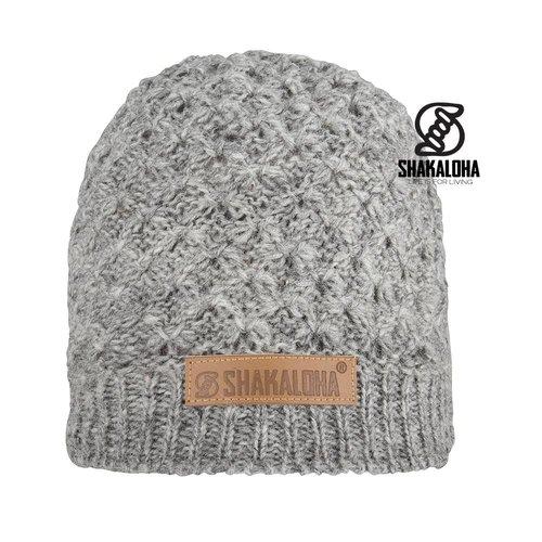 Shakaloha Beanie Bacca Grey