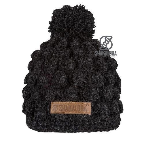 Shakaloha Hat Boob Anthrazit