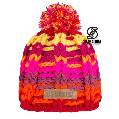 Shakaloha Beanie Boss Orange