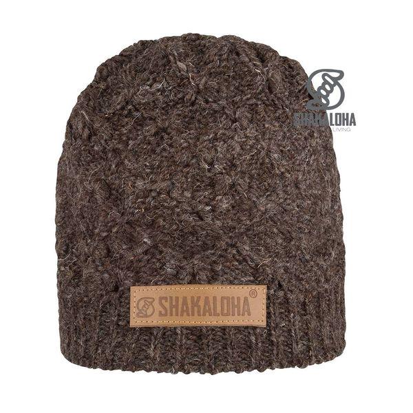 Shakaloha Beanie Bear Dark brown
