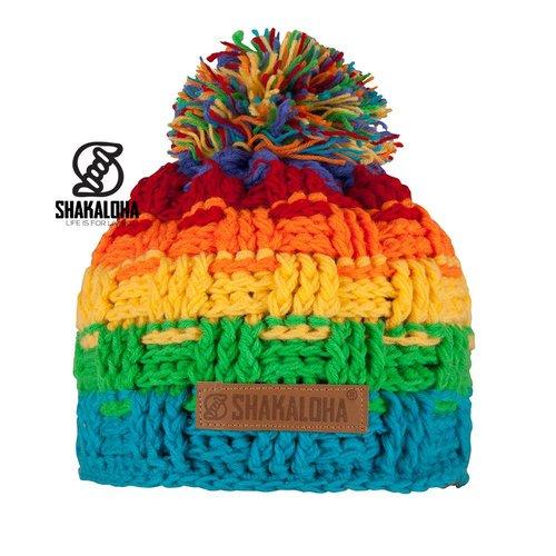 Shakaloha Hat Bulky Spectrum