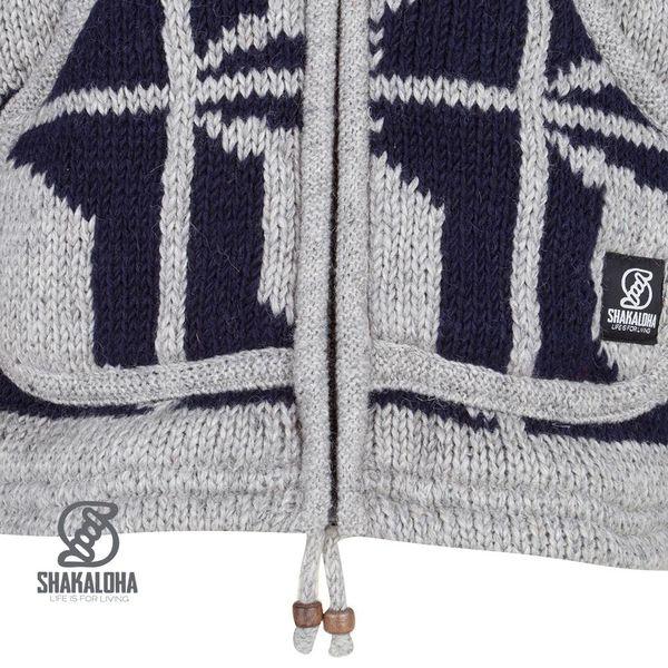 Shakaloha Biscuit Navy Grey