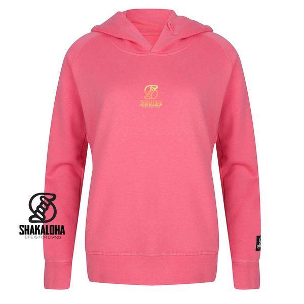 W Hood Grad120 Pink