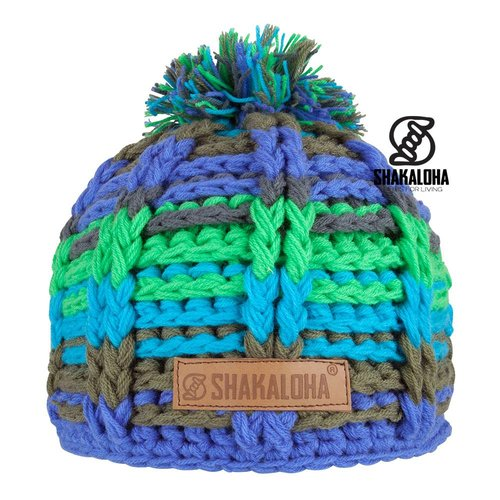 Shakaloha Boss Beanie Aqua