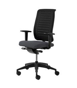 Girsberger Girsberger Arbo Bureaustoel Reflex Net Zwart
