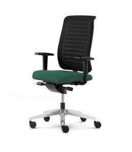 Girsberger Arbo Bureaustoel Reflex Net Alu
