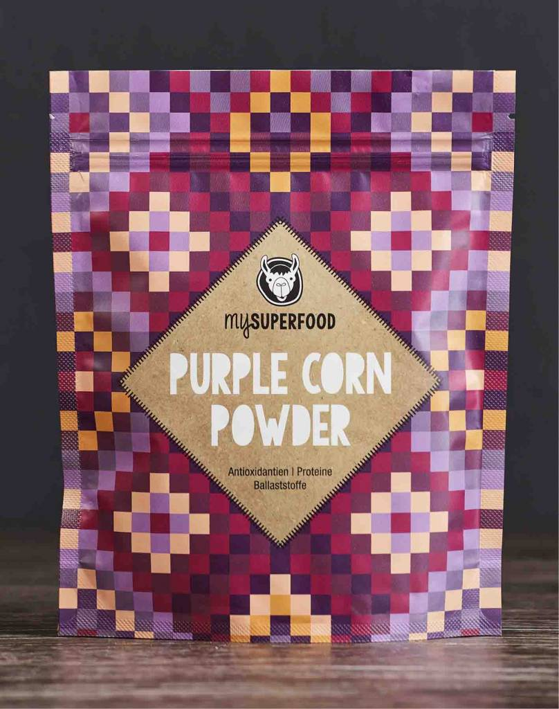 Purple Corn Pulver, 200 g