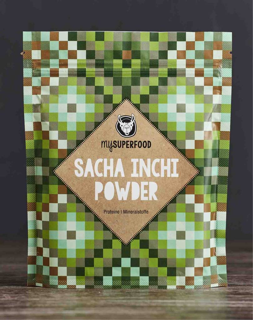 Bio Sacha Inchi Pulver, 200 g