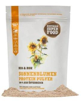 Sunflower protein powder