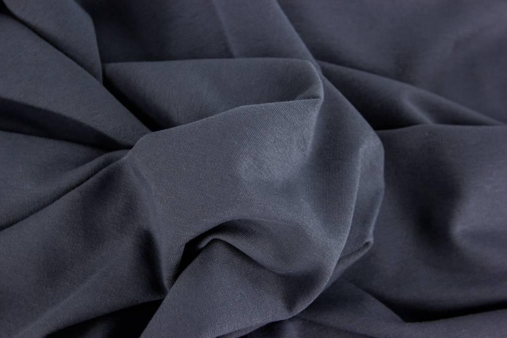 Bündchen anthrazit - Fabrics Lounge