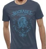 Shirt Royal Punks India Grey / Marine