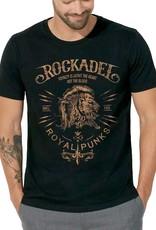 Shirt Royal Punks Black / Dune