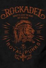 Shirt Royal Punks Black / Rust