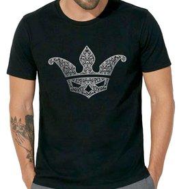 Shirt Mono Skull Black / Grey