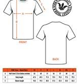 Shirt Rockin Fkn Royal Black / Rust
