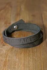 Lederband Brand - Tiefschwarz
