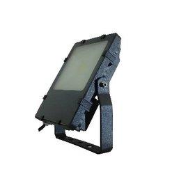 Integratech Projector 230V LED 25W 3000K Warmwhite IP66 Black