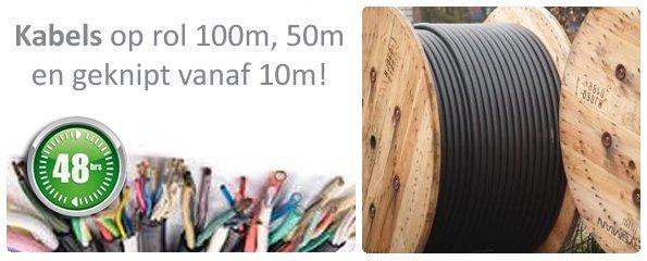 Kabels op lengte