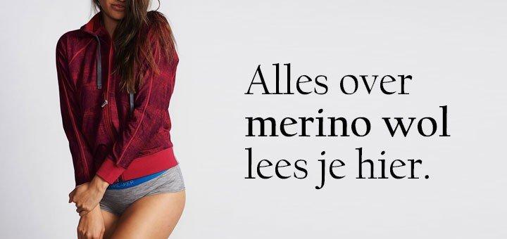 Merino Wol Ondergoed