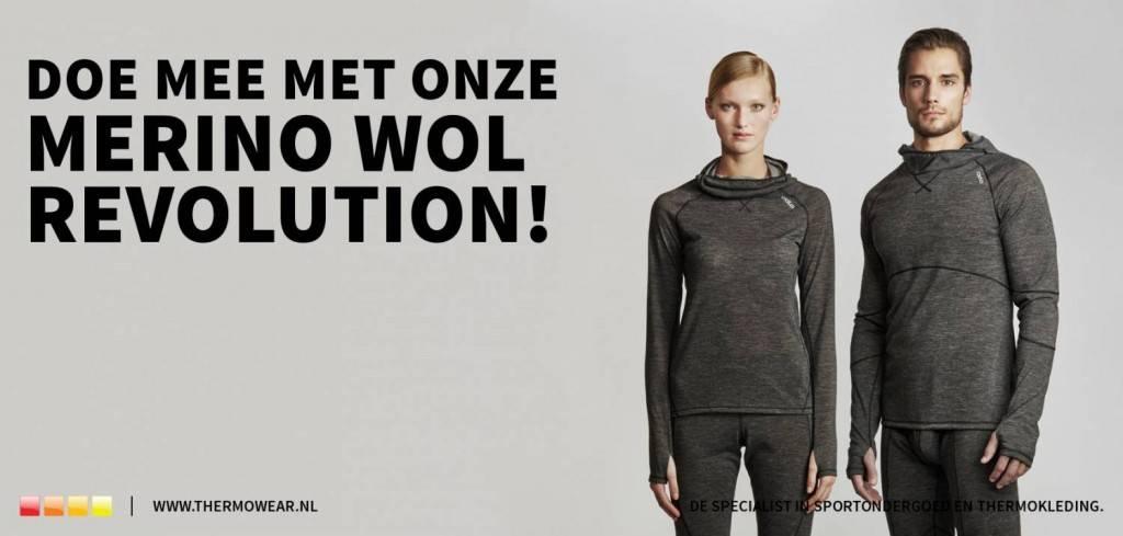 Doe mee met onze merino wol Revolution!