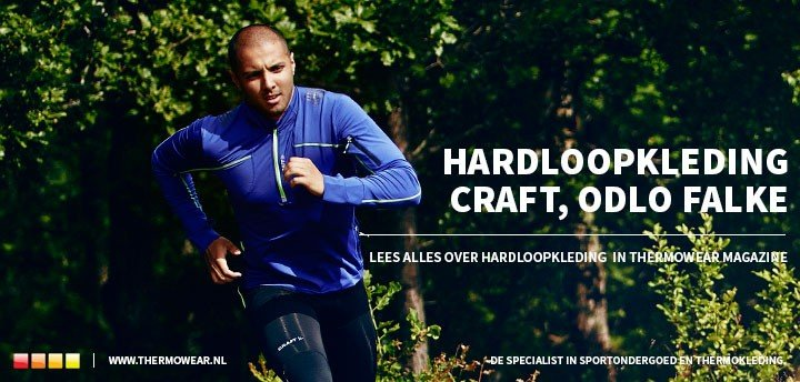 Hardloopkleding en sportondergoed